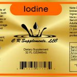 Iodine Quart