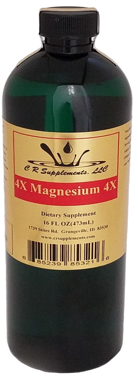 Magnesium food supplement