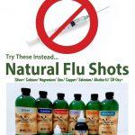 Flu Shot or Mineral Shot?